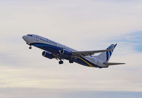 Общий вид самолета компании