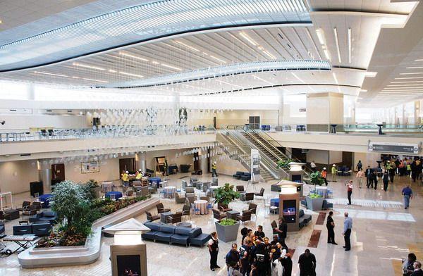 Аэропорт Хартсфилд-Джексон в Атланте ‒ самый большой в мире