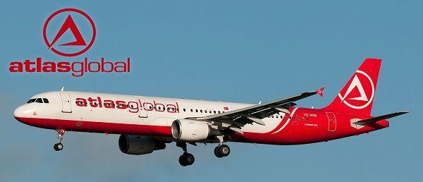 В 2015 г. авиакомпания AtlasJet провела ребрендинг и стала работать под именем Atlasglobal