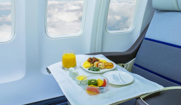 Вкусное блюдо – приятный полёт