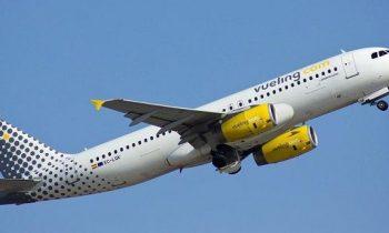 Самолет компании «Вуэлинг»