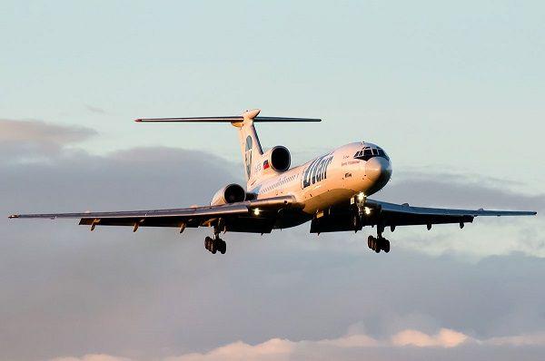 Ту-154 – один из самых ненадежных самолетов