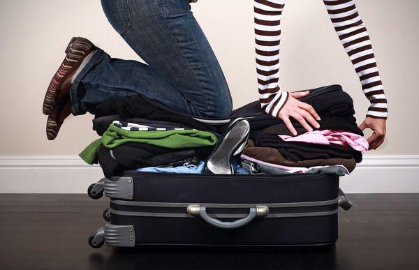 Существуют ограничения по весу и габаритам багажа