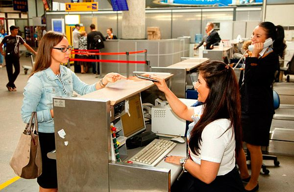 Как проходит регистрация на рейс