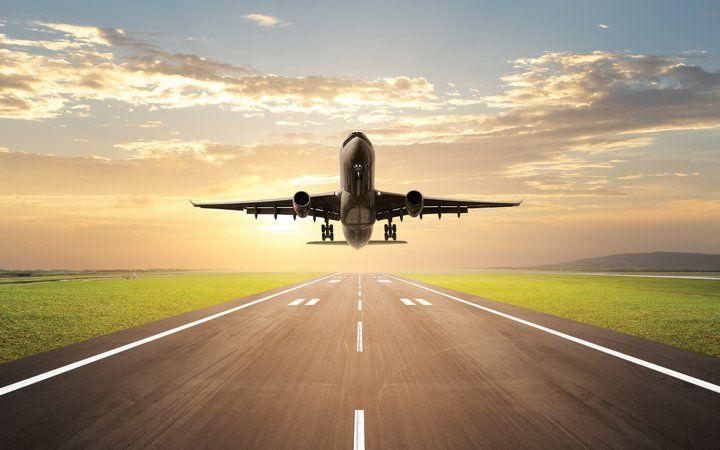 Самолет является самым безопасным транспортом