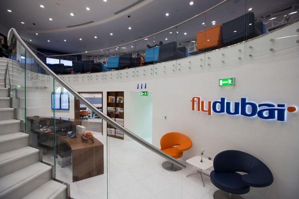 Бизнес-лаундж в аэропорту Дубай