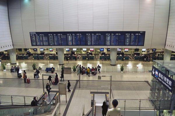 Как выглядит аэропорт изнутри