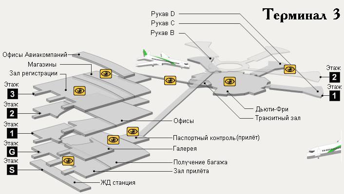 Схема 3го терминала