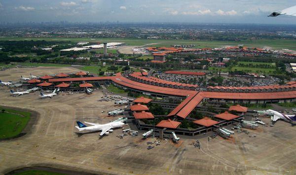 Аэропорт Сукарно Хатта