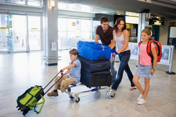 Совместный багаж в двух системах считается по-разному