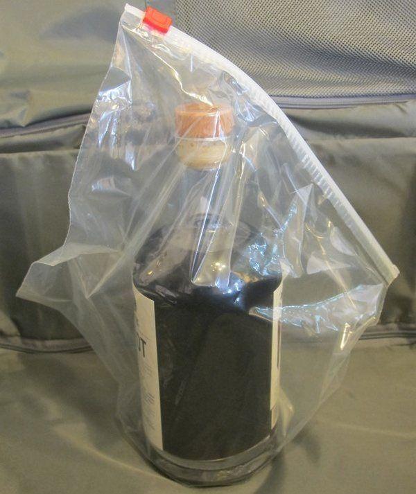 Удобная упаковка с застежкой