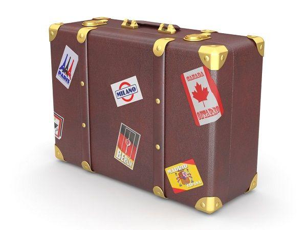 Нормы провоза багажа разные для отдельных классов и направлений рейсов