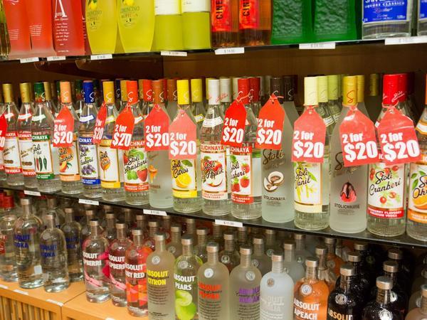 Алкоголь в «Дьюти Фри» всегда доступен