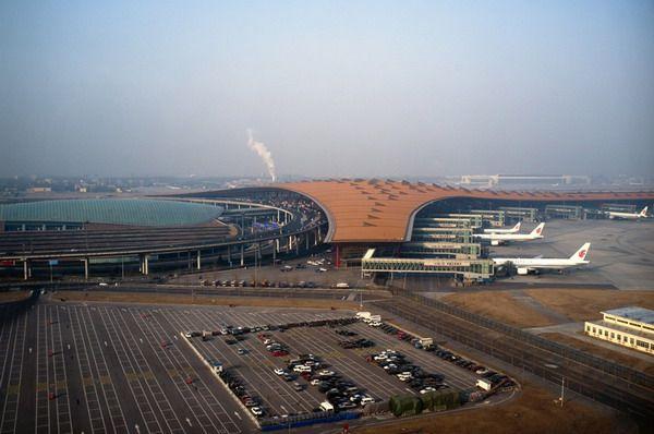 Аэропорт Шоуду в Пекине