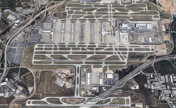 Аэропорт Хартсфилд-Джексон, Атланта
