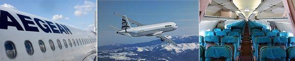 Внешний вид и салон самолета