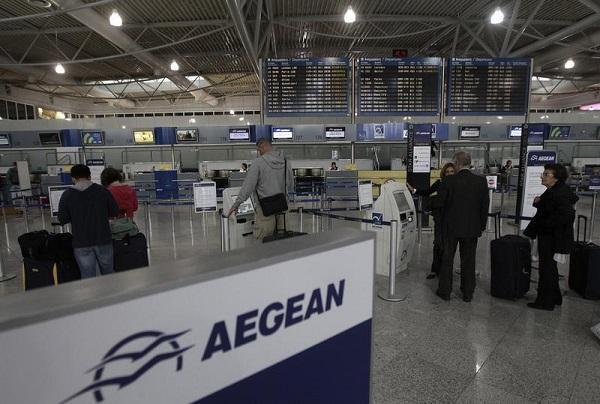 На таких стойках в здании аэропорта можно получить помощь и ответы на любые вопросы