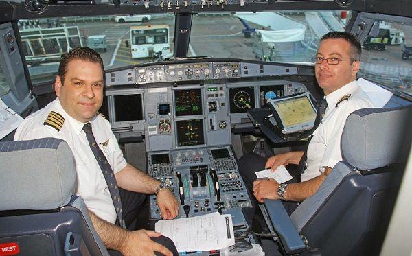 В компании работают исключительно профессиональные и высококвалифицированные пилоты