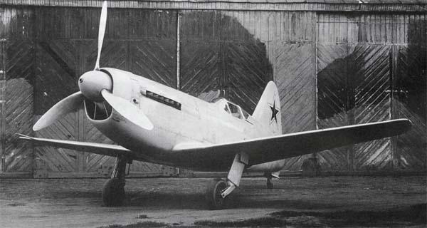 Первое фото истребителя «И-250»
