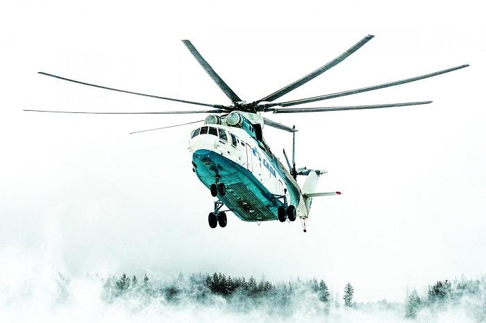 СКОЛ – крупнейший вертолетный перевозчик в Сибири