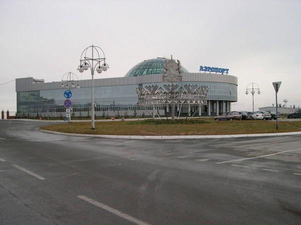 Аэропорт г. Салехарда – основная база авиакомпании «Ямал»