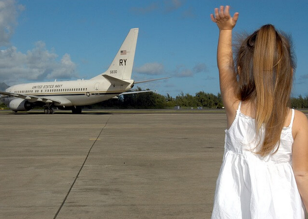 Дети с 5 лет могут самостоятельно совершать перелеты