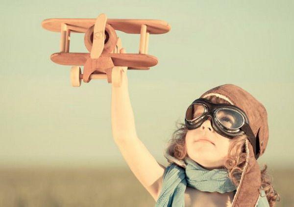 Полет без родителей разрешается на определенных условиях