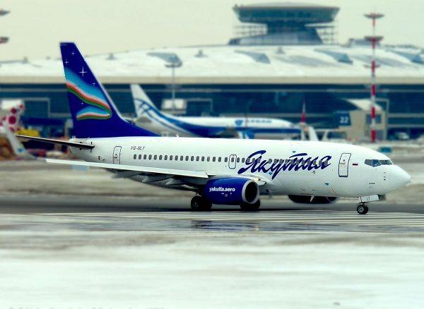 Самолеты авиакомпании
