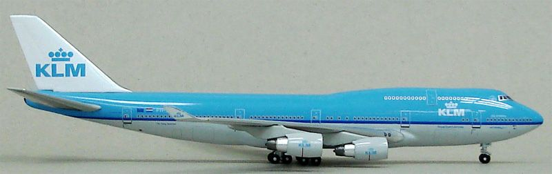 Боинг-747-400 авиакомпании KLM
