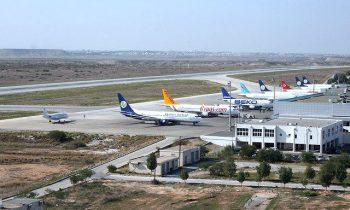 Аэропорт на Кипре