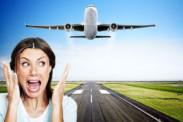 Страшно ли лететь на самолете в первый раз