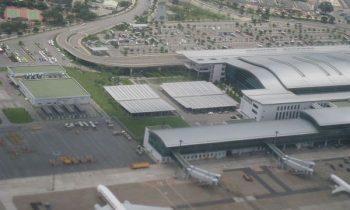 Вьетнамский аэропорт