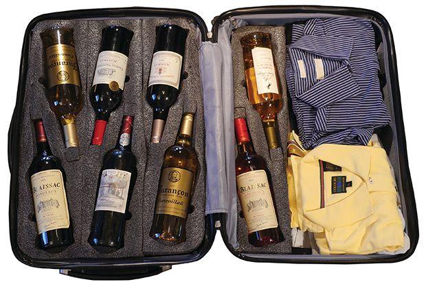 Содержимое багажа