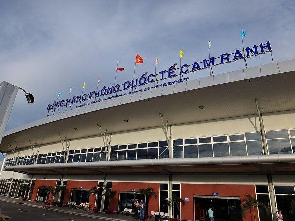 Аэропорт Камрань