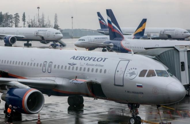 Самолетный Парк Авиакомпании Аэрофлот после обновления флота 2014 года
