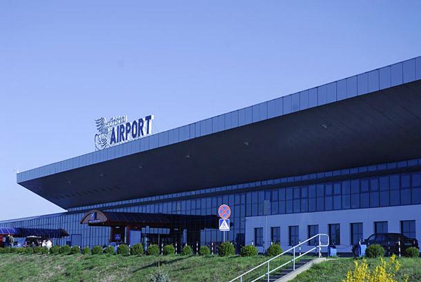 Базовый аэропорт авиакомпании FlyOne в Кишиневе