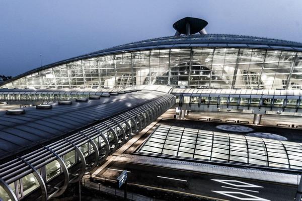 Базовый Аэропорт компании АзианаЭйрлайн в Сеуле (Инчхон)