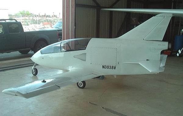 Самый маленький реактивный самолет