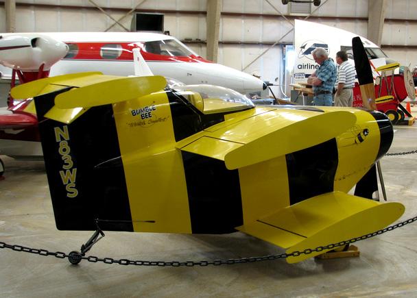 Модель биплана Bumble Bee II