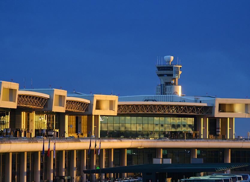 Аэропорт Милана Мальпенса