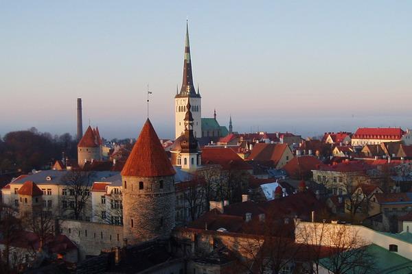 Таллин – старый город
