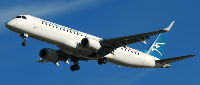 Embraer-ERJ-195LR – самый свежий в парке компании