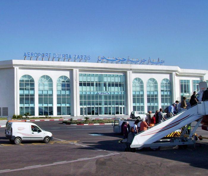 Аэропорт Зарзис