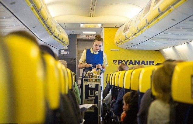 Питание на борту самолёта