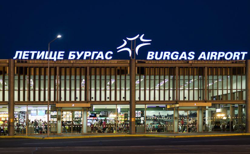Бургас – второй по пассажиропотоку аэропорт Болгарии