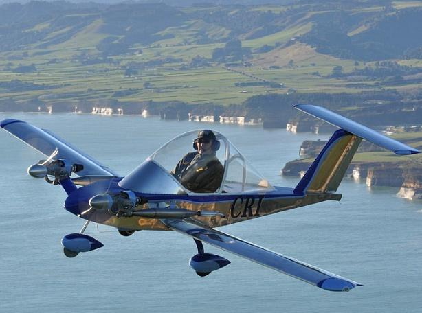 Модель самолета Colomban Cri-Cri