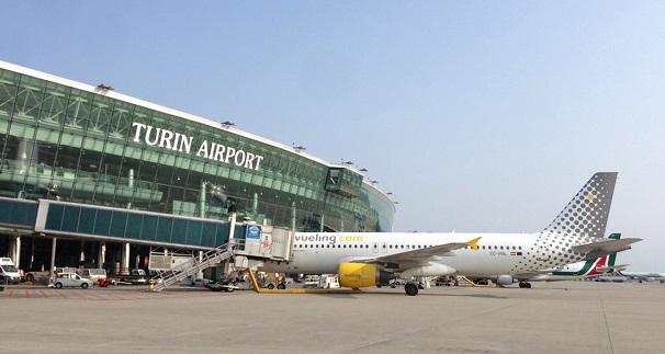 Здание аэропорта Турина