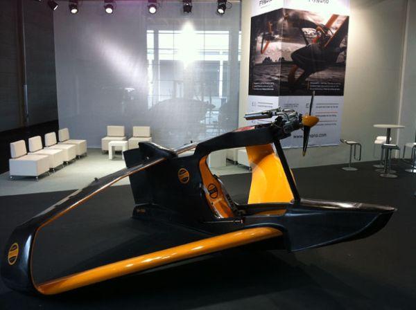 Модель самолета Nano