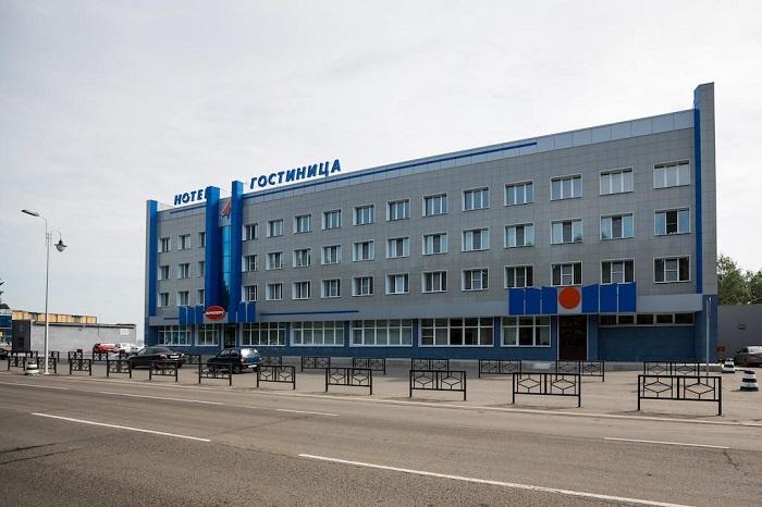 Гостиница аэропорта Барнаул