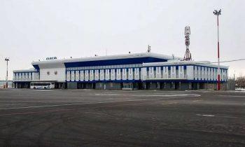 Аэропорт Абакана